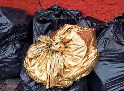 Saquinho de lixo